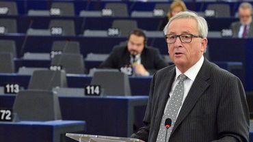 """""""L'Europe n'est pas en grande forme"""" a déclaré par deux fois le président de la Commission européenne, Jean-Claude Juncker."""