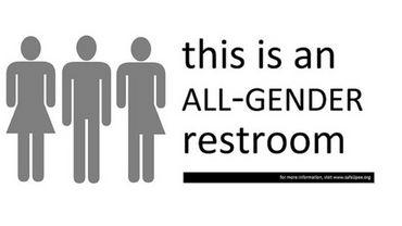 Bientôt trois logos dans les toilettes ?