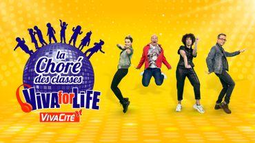 Avec ta classe, participe à la chorégraphie Viva for Life 2020!