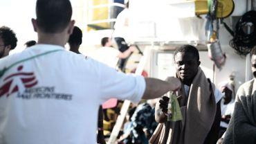 France: les dirigeants locaux corses proposent d'accueillir l'Aquarius