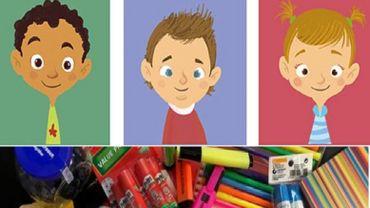 Genappe: des chèques scolaires pour les fournitures des enfants précarisés