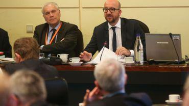 """Eric Van Rompuy qualifie les sorties de la N-VA de """"trumpiennes"""" et populistes"""