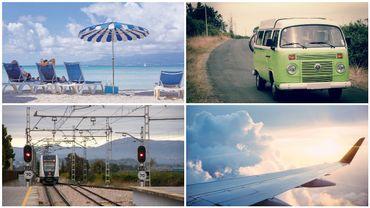 En train, en avion, en voiture... ou à la maison : tous nos conseils pratiques pour passer un bel été en toute sécurité.
