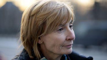 Françoise Schepmans, la bourgmestre de Molenbeek.