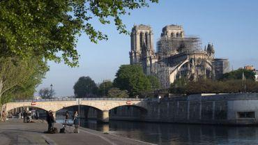 """Incendie à Notre-Dame: il reste des """"points de fragilité majeurs"""" à la cathédrale"""