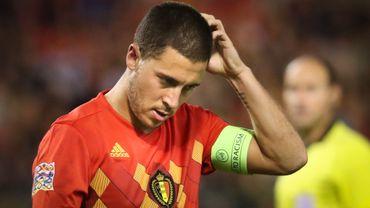 """Eden Hazard: """"On ne va pas tout gagner 4 ou 5-0"""""""