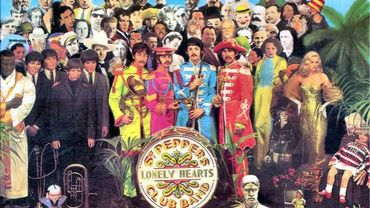 Magasin éphémère Sgt. Pepper