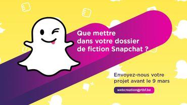 Que mettre dans votre dossier de fiction Snapchat ?