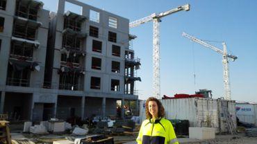 Alice Tilleul package manager de chantier