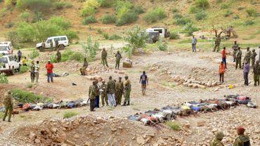 Kenya: le ministre de l'Intérieur limogé après un nouveau massacre