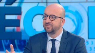 """Charles Michel appelle """"à la mobilisation"""" pour mettre en place """"une CIA européenne"""""""