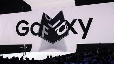 Le géant sud-coréen Samsung a annoncé jeudi que son tout nouveau modèle de smartphone pliable serait disponible à partir de vendredi en Corée du Sud.