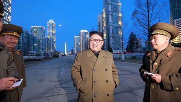 Corée du Nord: essai d'un nouveau moteur de fusée en présence de Kim Jong-Un