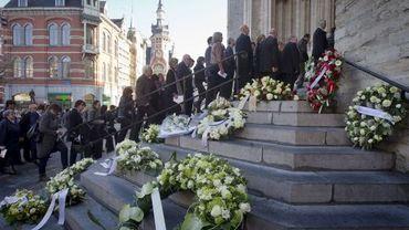 Un cérémonie émouvante ce jeudi à Louvain