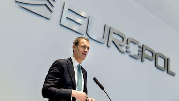 Rob Wainwright, le directeur d'Europol, l'office européen de police criminelle