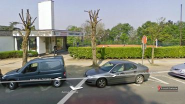 Le Brussels With Love avait lieu au club de tennis ''Forest Domaine''