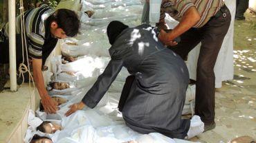 Centaines de morts près de Damas, réunion extraordinaire de l'ONU