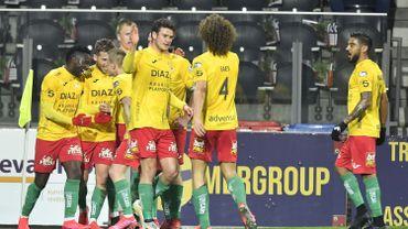 Ostende est actuellement 15e de Pro League