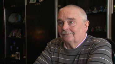 Amiante à la SNCB : Roger Motquin, 71 ans, se meurt d'un mésothéliome