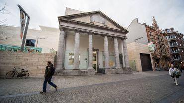 Un musée parmi d'autres, accessible avec le MuseumPassMusée, le musée M à Leuven