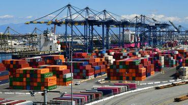 Coronavirus en Belgique: les terminaux du port de Zeebrugge sont pleins
