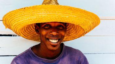 Le sourire ensoleillé du peuple cubain, à l'image de celui de Lenoel, planteur de tabac à Viñales.