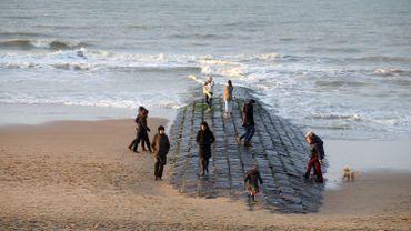 75% des déchets repêchés par les bateaux de pêcheurs belges sont du plastique