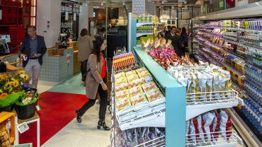 Pas d'accord entre Comeos et les syndicats des supermarchés