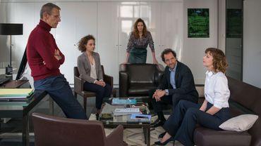 """Corporate"", un film de Nicolas Silhol"