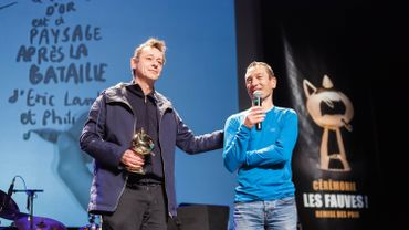 """Eric Lambé et Philippe de Pierpont, les réactions après avoir reçu le """"Fauve d'Or"""""""