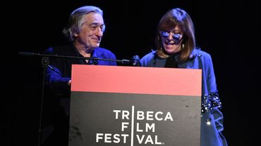Robert De Niro et Jane Rosenthal à la clôture du festival édition 2019