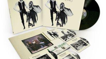 L'album mythique de Fleetwood Mac, 'Rumours', sera réédité en janvier 2013