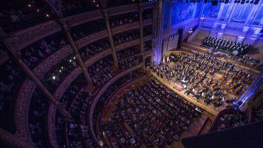 L'Orchestre Philarmonique de Liège se lance dans le concert augmenté