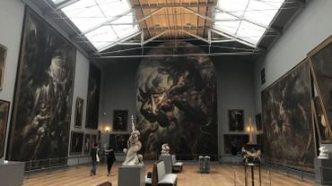 L'atelier du peintre Antoine Wiertz à Ixelles