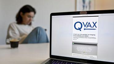 """Qvax: profiter des failles de sécurité pour détourner la longue file d'attente des """"réservistes"""" ne change en rien l'ordre de vaccination"""