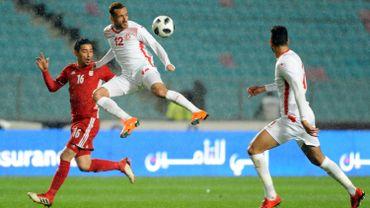 Victoire de la Tunisie sur l'Iran