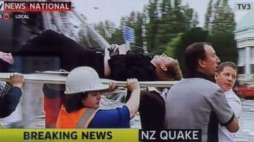 Capture d'écran NZ TV3