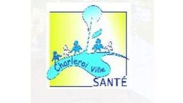 """Logo de """"Charleroi Ville Santé"""""""