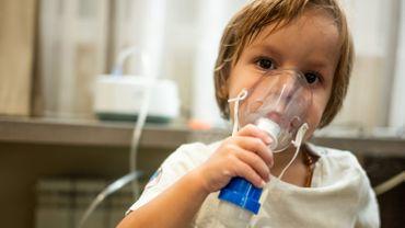 En France, l'asthme est la première maladie chronique chez l'enfant