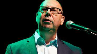 Le président de la CSC, Marc Leemans.