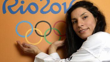 Taekwondo : Raheleh Asemani