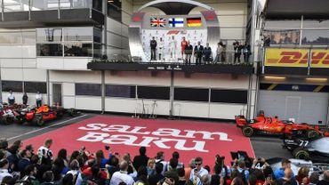 Valtteri Bottas avait remporté le Grand Prix d'Azerbaïdjan de Formule 1 en 2019, devant Lewis Hamilton et Sebastian Vettel. Il faudra attendre pour connaître un autre vainqueur: le GP 2020 est reporté