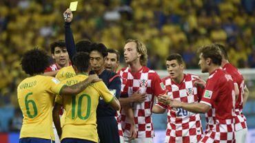 Football: Neymar devait-il être exclu face à la Croatie?
