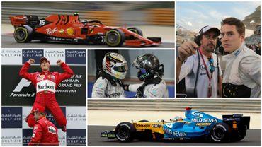 5 souvenirs marquants du Grand Prix de Bahreïn de Formule 1
