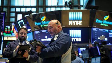 Crise financière: dix ans après Lehman, l'indice S&P 500 est en hausse de 130%