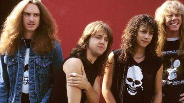 Live Metallica: James Hetfield venait d'avoir 20 ans et Lars était encore un ado!