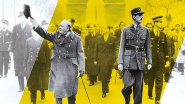 """Exposition """"Churchill - de Gaulle"""", du 10 avril au 26 juillet 2015 au Musée de l'Armée, à Paris"""