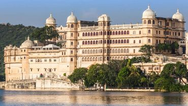 Circuit en Inde du Nord et Rajasthan... La carte postale