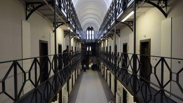 Le détenu qui s'est livré à des violences a été remis en cellule à Saint-Gilles.