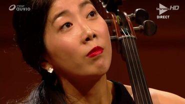 Jeong Hyoun (Christine) Lee, demi-finaliste